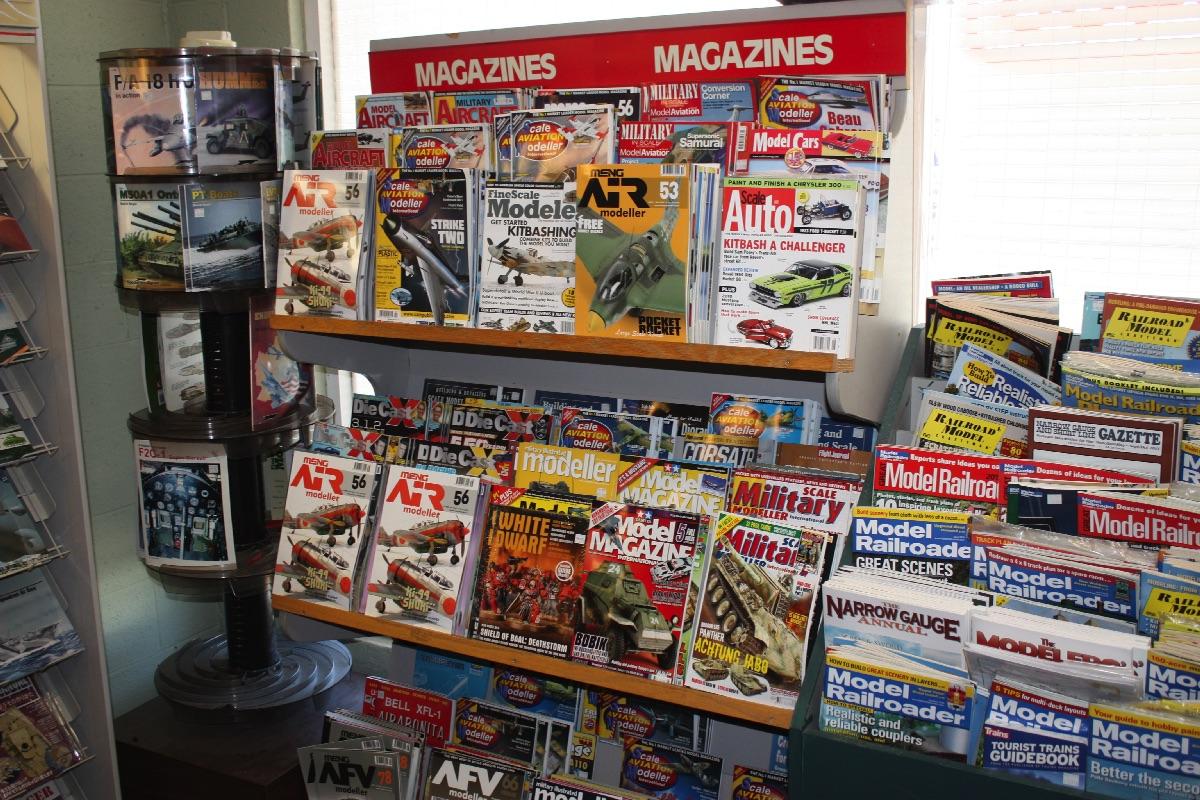 Interior Pictures Of Top Shelf Model